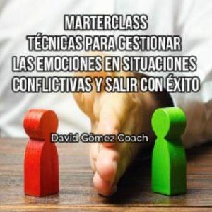 Masterclass situaciones conflictivas - David Gomez