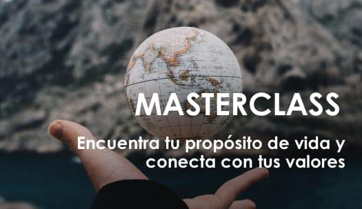 Masterclass encuentra tu propósito